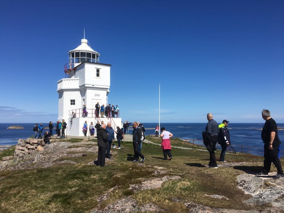 Island adventure in the archipelago of Hitra and Frøya